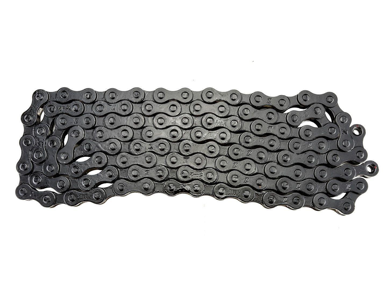 KMC Z510 Bicycle Chain 1-Speed 1/2 x 1/8-Inch 112L Black