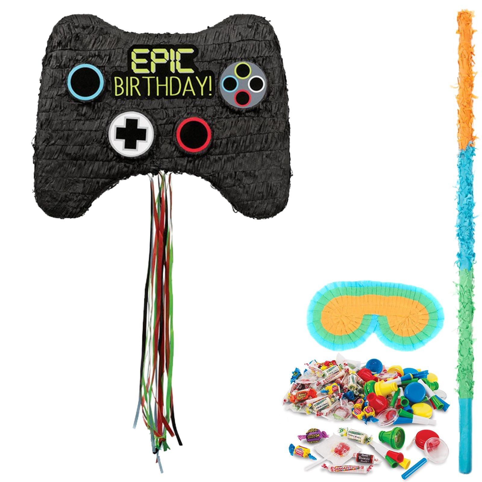 BirthdayExpress Game Party Supplies Controller Pinata Kit by BirthdayExpress