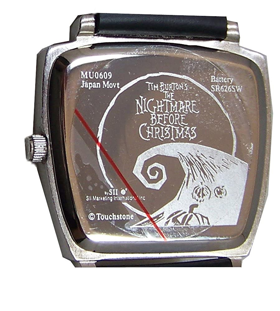 Amazon.com: Nightmare Before Christmas Watch Lock Shock and Barrel ...