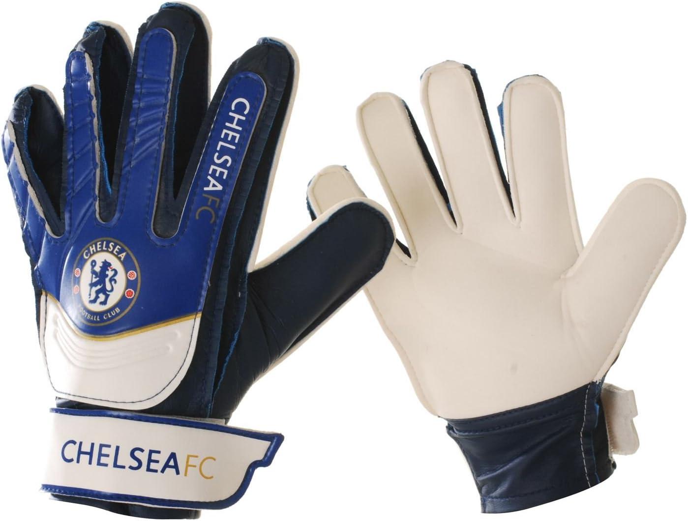 Junior Knitted Gloves Chelsea F.C