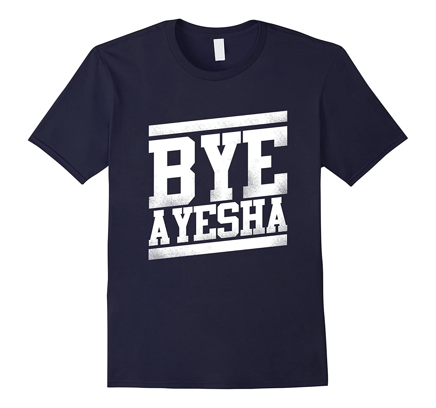 Bye Ayesha Curry T-Shirt CAVS WIN Cleveland Ohio-BN