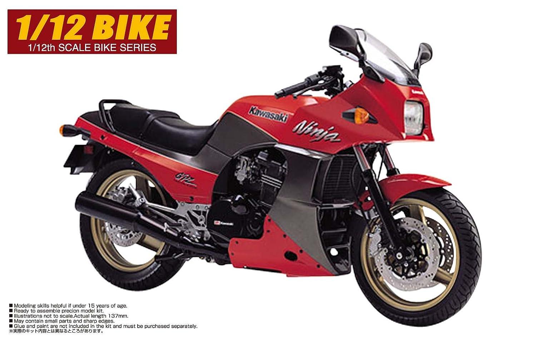 1/12 moto tipo No.15 KAWASAKI NINJA GPZ900 A9: Amazon.es ...
