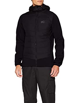 Veste Homme Fabricant Black Thermique Hoodie Xs Hybrid taille Nanga Fr Millet pqwx6nPB6C