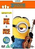 Minions Collection (Despicable Me/Despicable Me 2/Minions) [DVD]