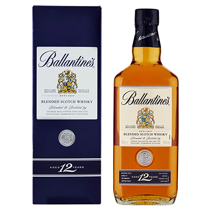1 opinioni per Ball Antine S Blended Scotch Whisky Aged 12Years (1x 0,7l) in confezione