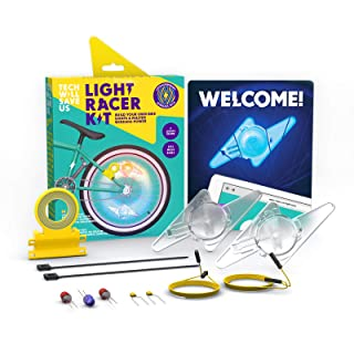 Technology Will Save Us Tech Will Save Us Light Racer Kit Educational STEM Toy Ages 8 & Up 5060402300783
