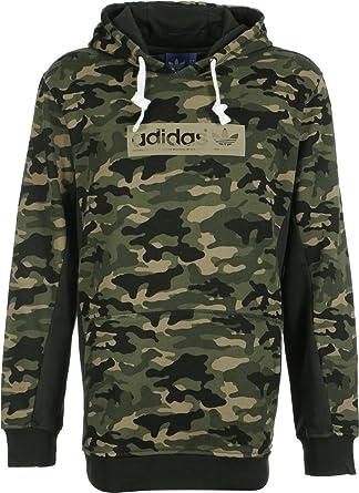 Adidas S W Camo Oth Sweat Capuche Multicolorblack Str À rrwTqnxS4