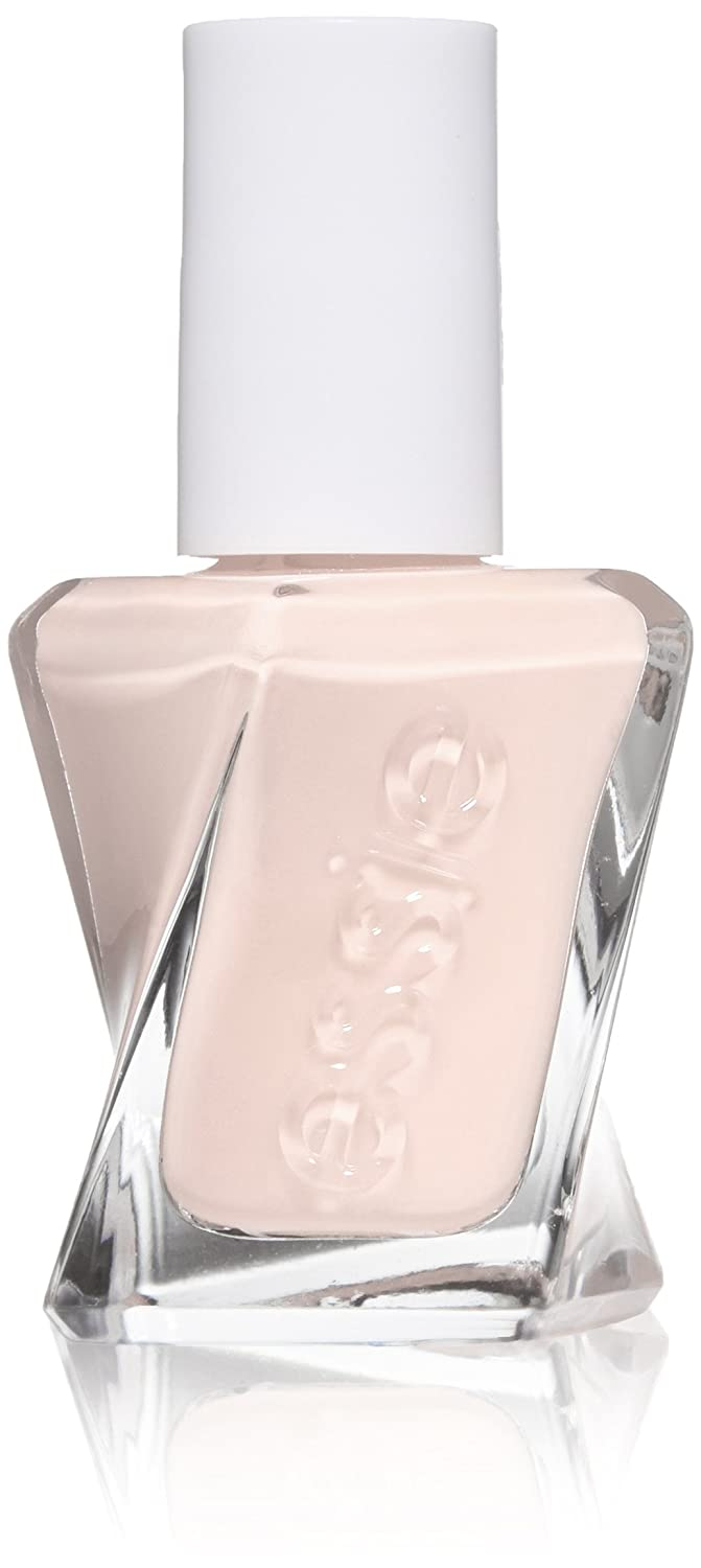 Essie Gel Couture Nail Polish, Fairy Tailor, Sheer Nude Pink Longwear Nail Polish, 0.46 Fl. Oz. by Essie