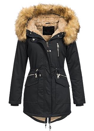 100% authentic 7db14 7b01a Megusto Damen Winter Parka 50171135, Winterjacke 100 ...