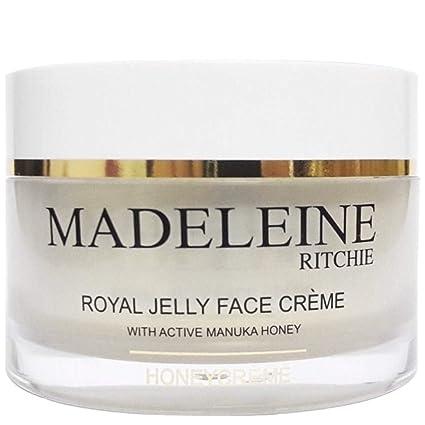Madeleine Ritchie Honey Cream - Crema facial de jalea real ...