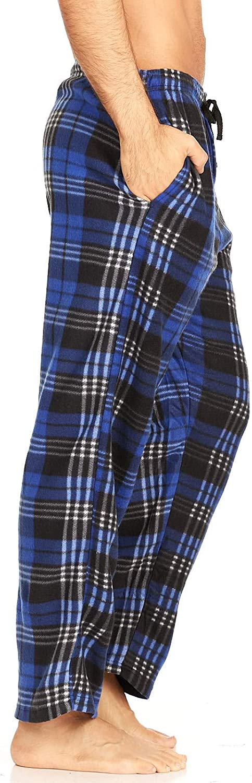 DARESAY Men's Microfleece Pajama Pants/Lounge Wear with Pockets