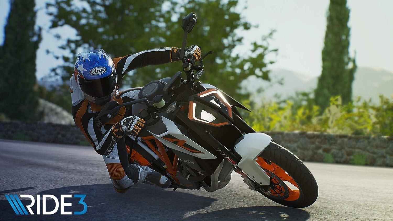 RIDE 3 - Xbox One [Importación alemana]: Amazon.es: Videojuegos