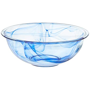 Pyrex B01MSTN516 This Mixing Mixture Craftsmanship. The Artistry is evident s Vivid Blue Swirls. and The Bowl is Crafted us, 9.2, Shades