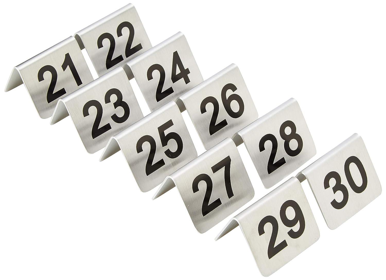 vielf/ältig einsetzbar Tisch-Deko Blanko Tafel-Aufsteller Baum // Platz-Karte // Namens-Karte zum Aufstellen inklusive Halterung aus Holz 1 St/ück Tischnummern-Tafel Gr/ö/ße 18 x 25 cm Namens-Tafel