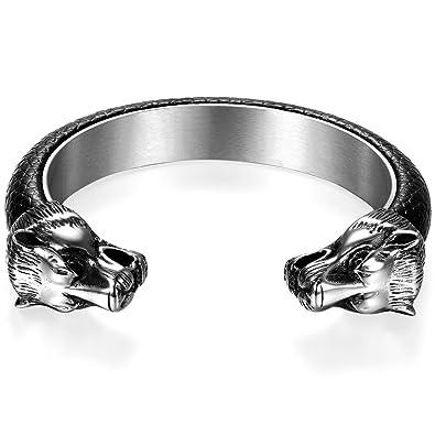 amazone bracelet homme acier
