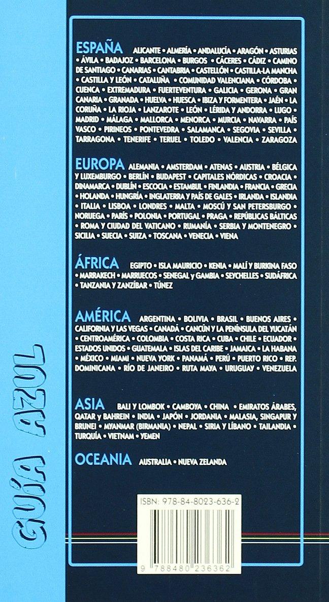 Ámsterdam - guia azul (Guias Azules): Amazon.es: Ediciones Gaesa ...