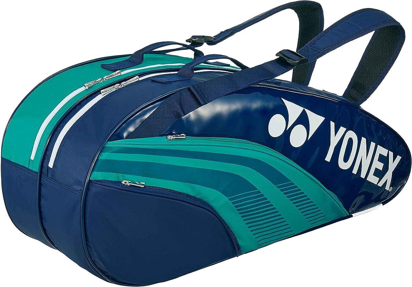 アヒル横向き流体ヨネックス(YONEX) テニスバッグ ボックスラケットバッグ6(リュック付)〔テニス6本用〕 BAG1929