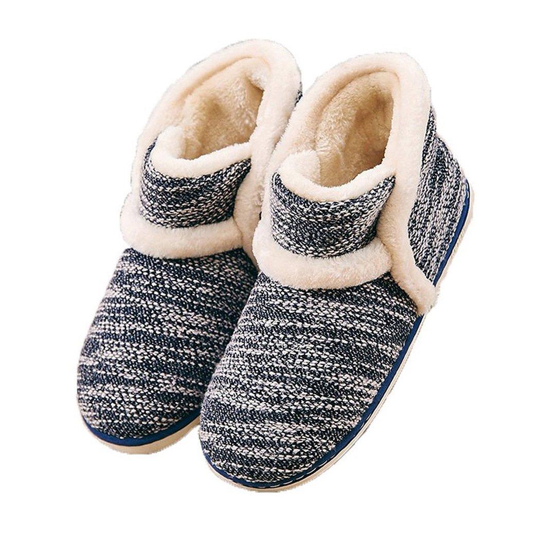 da86c44101104 Winter Vintage Boot Slippers Arctic Solid Indoor