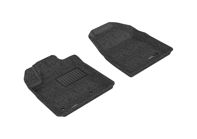 3D MAXpider Front Row Custom Fit Floor L1HD05812202