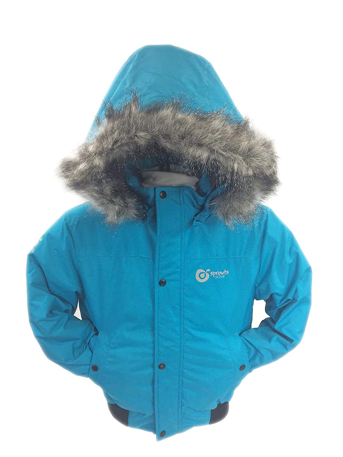 sprouts active Girls Down Jacket