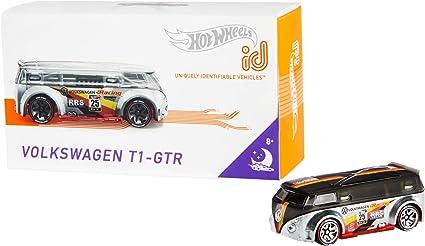 Amazon Com Hot Wheels Volkswagen T1 R Vehicle Toys Games