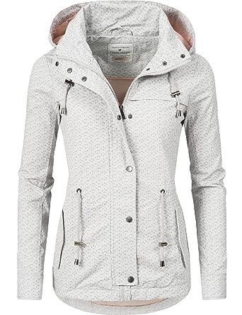 Fresh Made Damen Übergangs Jacke Baumwolljacke 43304A 3 Farben XS-XL  Amazon .de  Bekleidung 2a5b78d02e