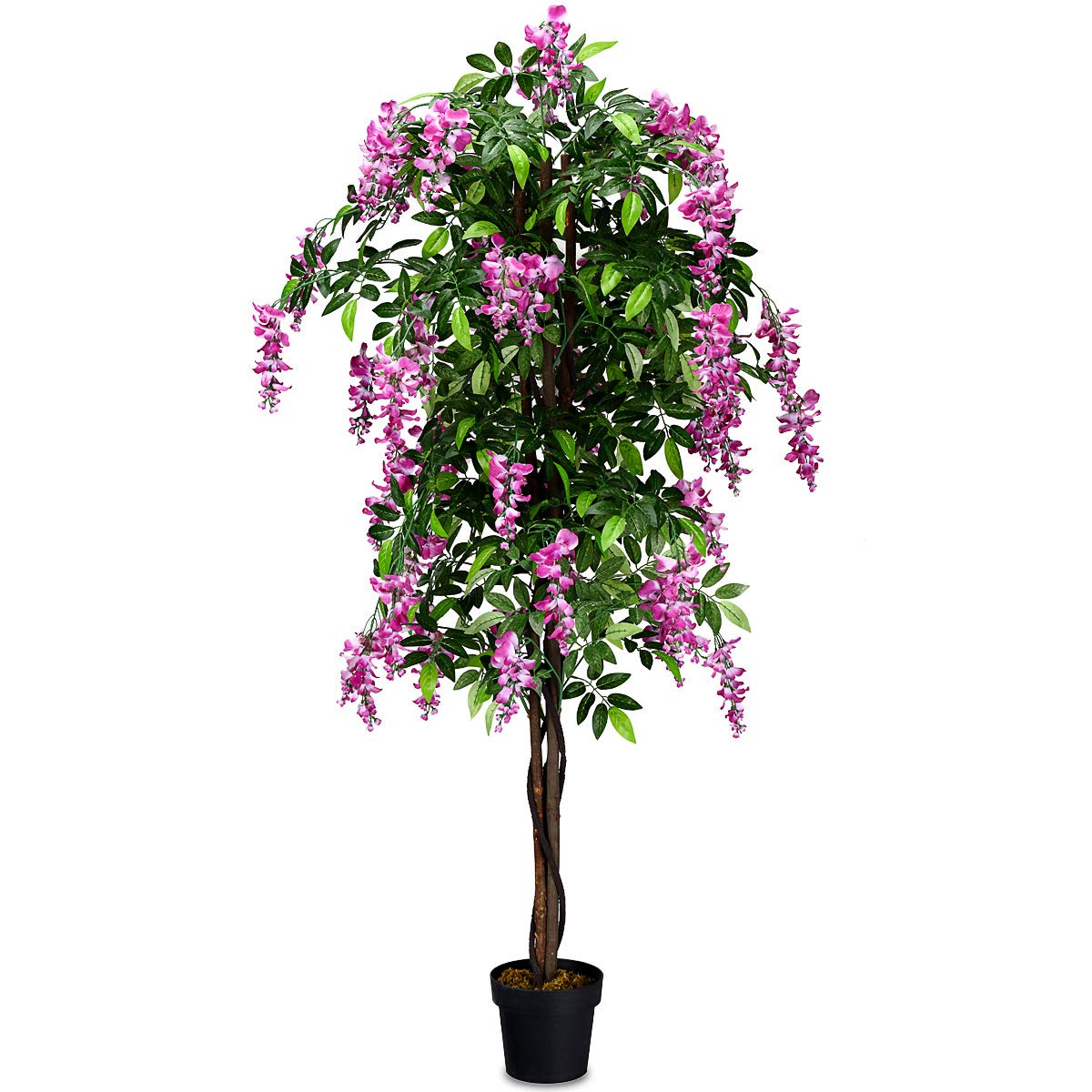 6ft Ficus Artificial Trees for Indoor or Outdoor