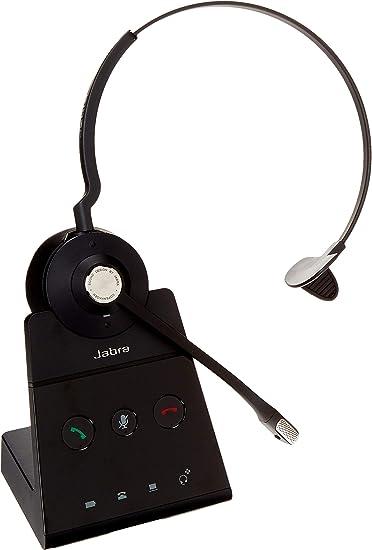 Jabra Engage 65 Over The Head Noise Canceling Wireless Headset 9553-553-125 Mono