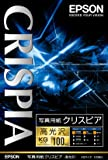 EPSON 写真用紙クリスピア/高光沢/KGサイズ/100枚 KKG100SCKR