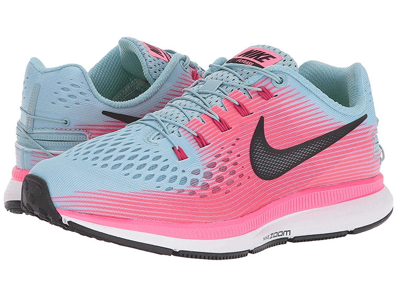 e3be9dce6f6d Nike Women s Air Zoom Pegasus 34 Flyease Running Shoe  Amazon.co.uk  Shoes    Bags
