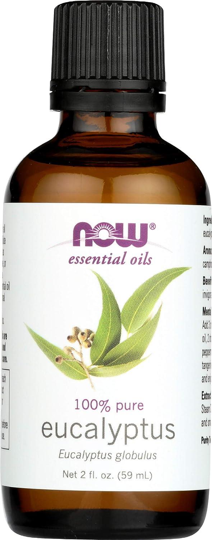 Now Foods, Essential Oil Pure Eucalyptus, 2 Fl Oz