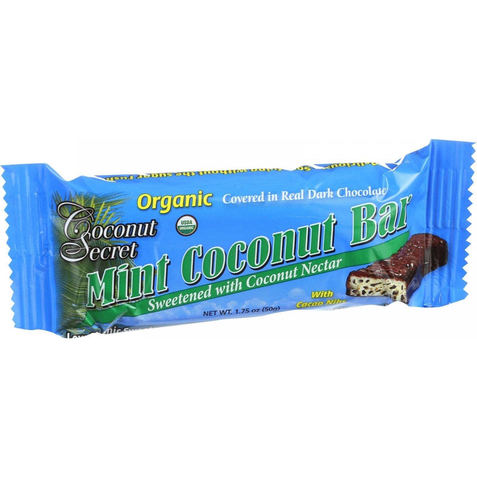 Amazon.com: Mint Coconut Bar, 1.75 oz. Bars, 12 count: Beauty