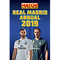 Match! Real Madrid Annual 2019