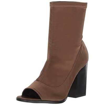 Report Women's Bradshaw Ankle Bootie   Mid-Calf