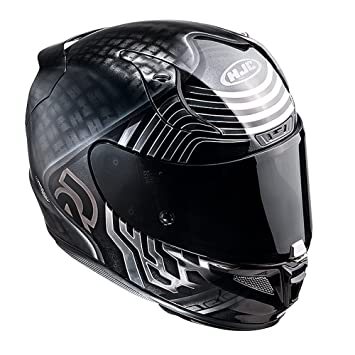Casco Moto Hjc Star Wars Rpha 11 Kylo Ren Negro-Blanco (S , Negro