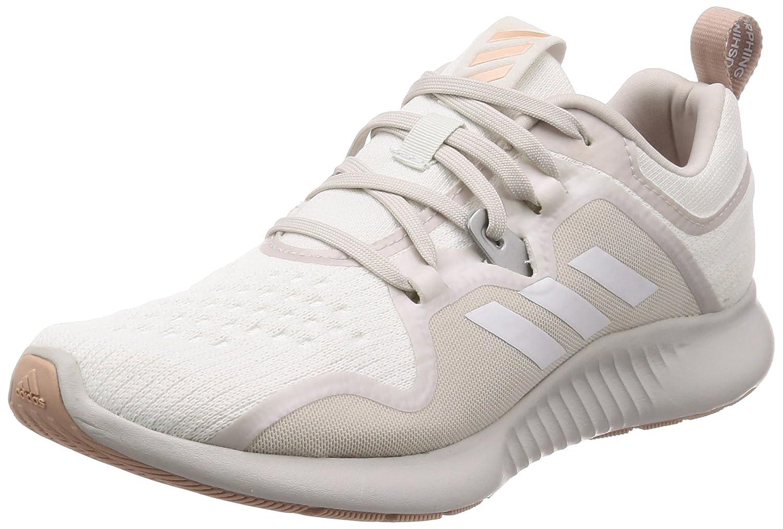 Blanc (Ftwbla Griuno Percen 000) adidas Edgebounce W, Chaussures de Fitness Femme