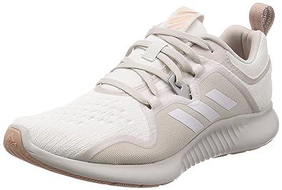 adidas Womens Edgebounce W, Cloud White/Grey/ASH Pearl, ...