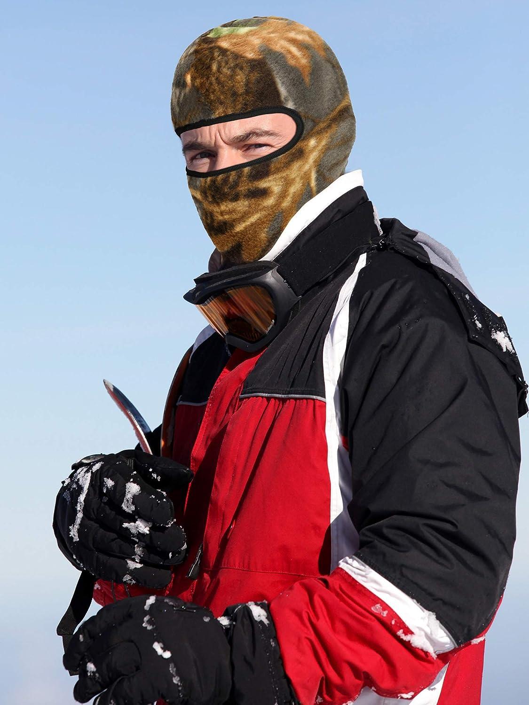 3 Pieces Balaclava Face Mask Windproof Ski Masks Motorcycle Cycling Warm Masks for Women and Men Skiing Cycling Hiking