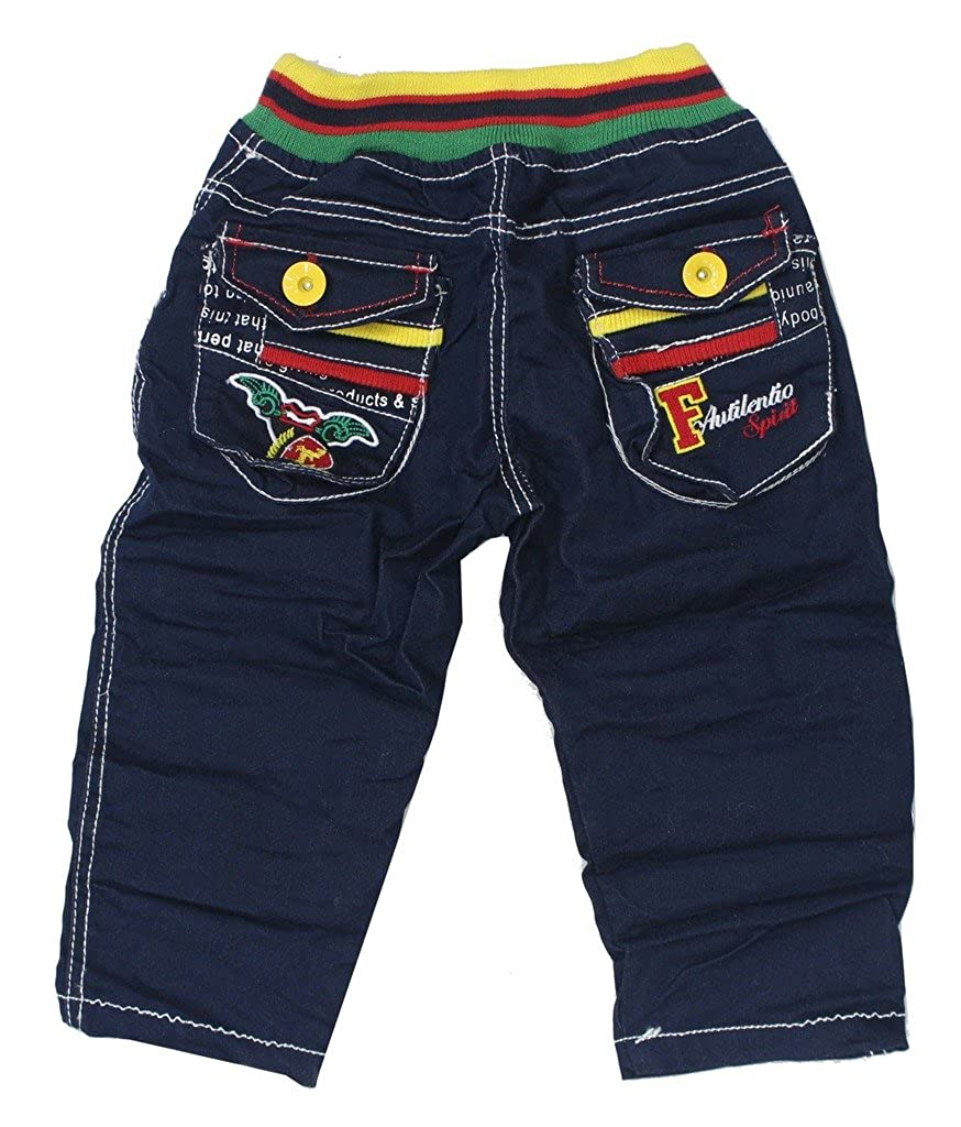 Romano Boys Stylish /& Trendy Blue Denim Jeans Pant