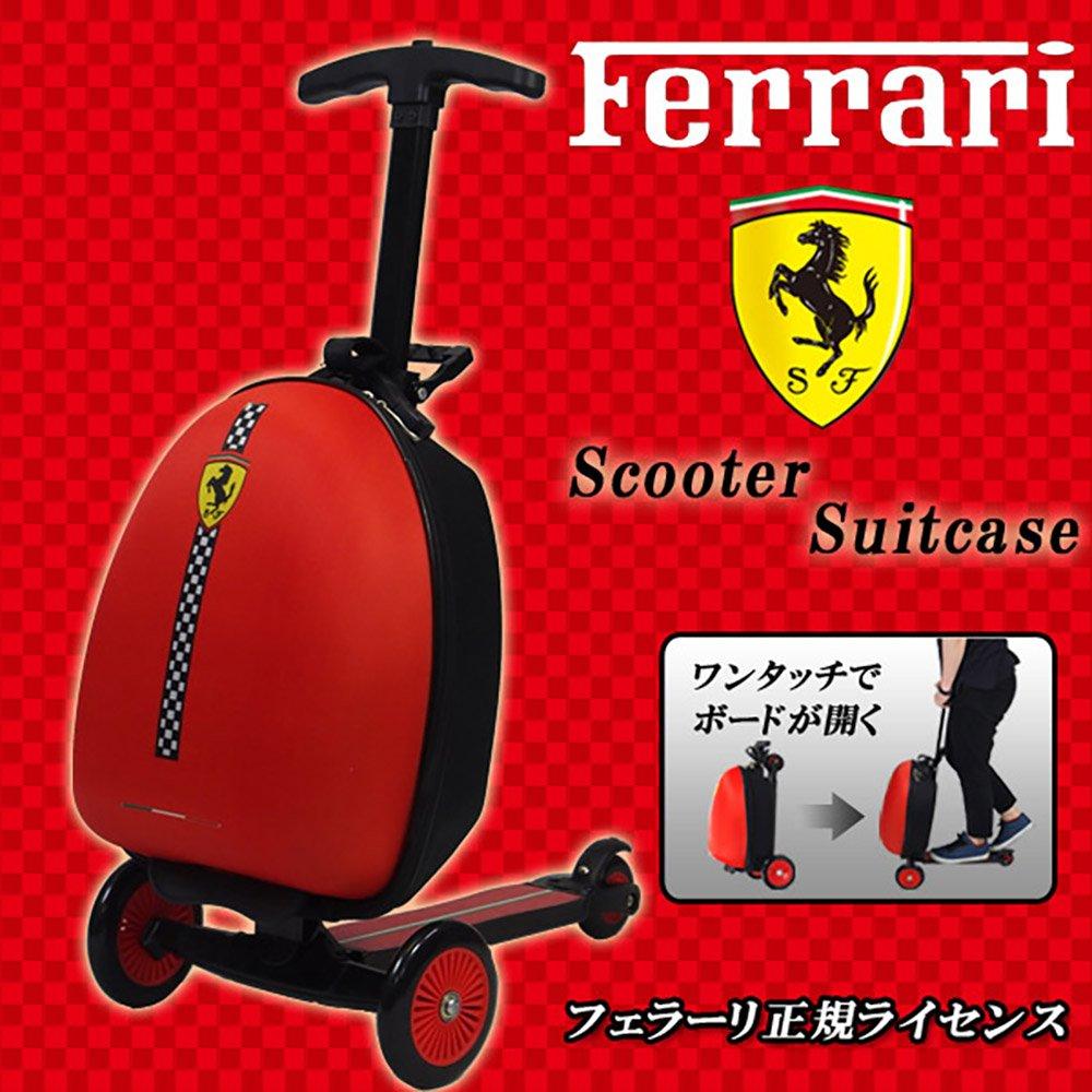 フェラーリ 収納付キックボード B01N43ZA6F