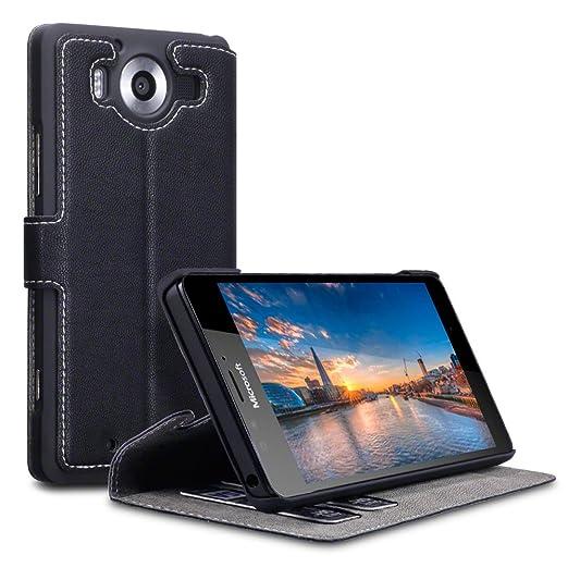 66 opinioni per Microsoft Lumia 950 Case, Terrapin Cover
