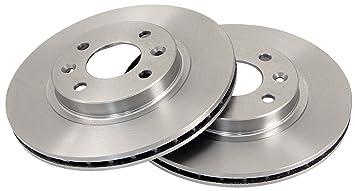 ABS 16150 Discos de Frenos, la Caja Contiene 2 Discos de Freno