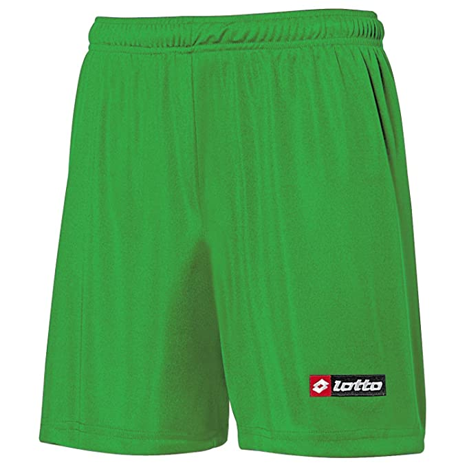 caaf30bd00e1 Lotto - Pantalones cortos de deporte Modelo Sports Futbol para niño / hombre