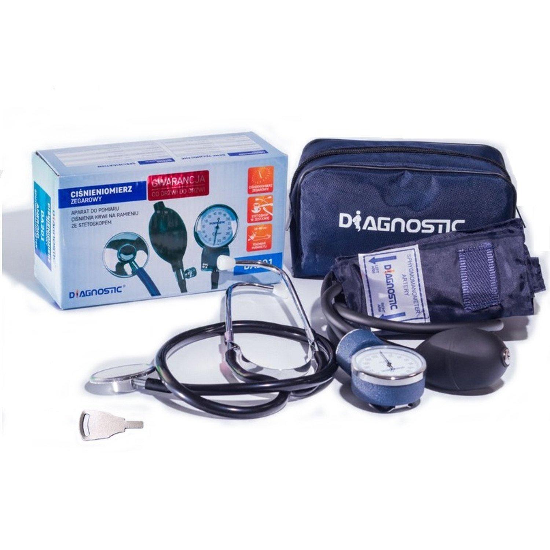 Diagnóstico DA201 analógica Tensiómetro de brazo 23 - 37 cm: Amazon.es: Salud y cuidado personal