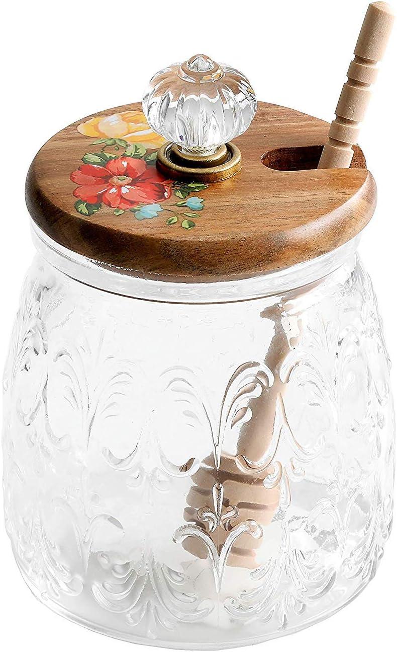 Dollhouse Miniature Replica Blossom Honey Jar HR54189