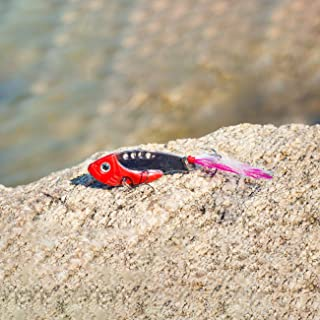 Scelet Esca Morbida Testa di Piombo Esche da Pesca in Mare Affilate acuminate T Tail Hook
