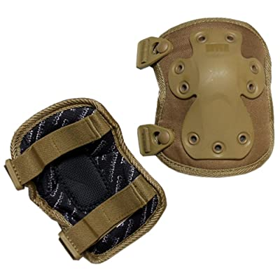 ACK, LLC HWI Gear Next Generation Elbow Pad, Coyote Tan : Hockey Protective Gear : Sports & Outdoors