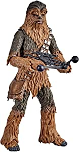 "Star Wars - The Black Series - Chewbacca 6"" Collectible Action Figure - Star Wars: The Empire Strikes Back - 40Th Anniversary - Kids Toys & Collectible Figures - Ages 4+"