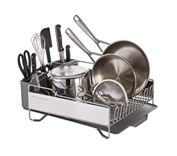 KitchenAid KNS896BXGRA Full Size Dish Rack