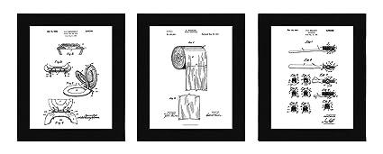 Good Framed Bathroom Patent Prints   Bathroom Prints Art   Paper Roll 1891 Print   Toilet Paper